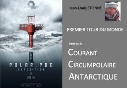 Conférence de Jean-Louis Etienne: Expédition Polar Pod