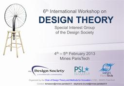 Design Theory International Workshop
