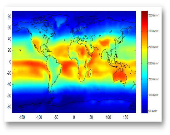 Formation sur le rayonnement solaire