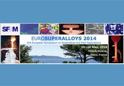 EUROSUPERALLOYS 2014
