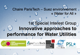 Innovative approaches to performance for water and sanitation utilities
