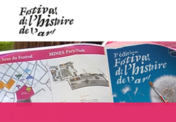 MINES ParisTech, actrice du Festival de l'histoire de l'art