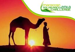 Moroccan Solar Race 2013