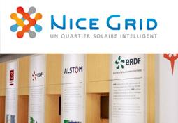 NICE GRID, premier démonstrateur européen de quartier solaire intelligent inaugure son showroom