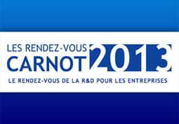 Les Rendez-vous Carnot 2013