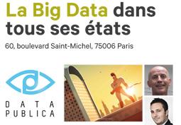 La Big data dans tous ses états