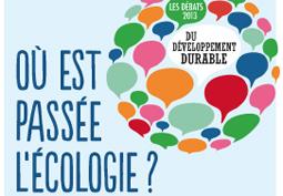 MINES ParisTech partenaire des débats du développement durable 2013