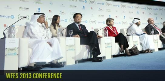 MINES ParisTech au WFES 2014 à Abu Dhabi