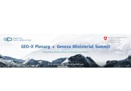MINES ParisTech à la réunion plénière et ministérielle du GEO (Group on Earth Observation)