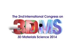 Participation à 2nd International Congress on 3D Materials Science 2014