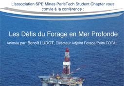 Les défis du forage en mer profonde