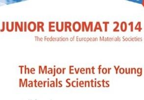 Participation à Junior-Euromat de H. Proudhon et N. Guéninchault