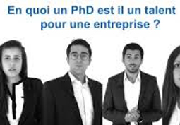 Forum de recrutement  PhDTalent Career Fair