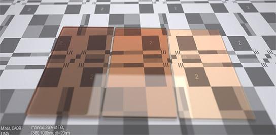 Apparence visuelle des matériaux & Synthèse d'images physico-réalistes