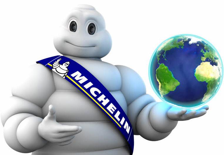 Doctorants : rencontre Michelin au salon de l'automobile de Paris