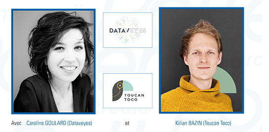 Dataveyes et Toucan Toco, start-ups pionnières de la datavisualisation