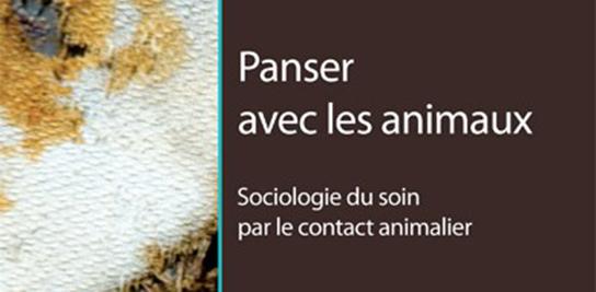 Panser avec les animaux : conférence de Jérôme Michalon