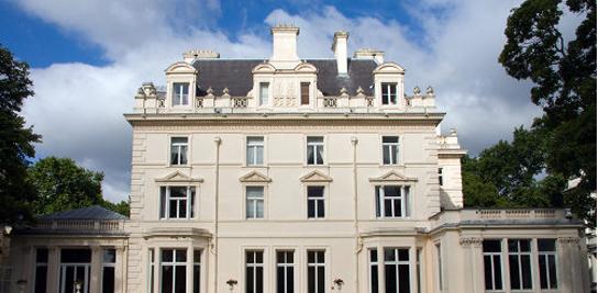 Soirée de la Fondation à la Résidence de France à Londres
