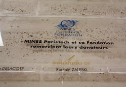 Soirée des grands donateurs de la Fondation Mines ParisTech