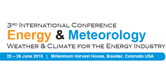 International Conference Energy & Meteorology 2015