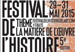 5<sup>e</sup> Festival d'histoire de l'art à Fontainebleau