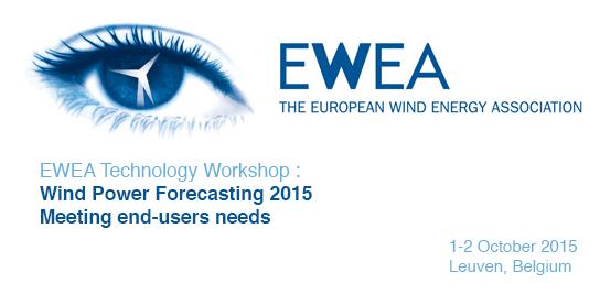 Colloque EWEA  2015