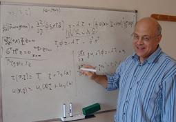 Fête scientifique pour Laurent Praly
