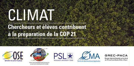 Contribution à la préparation de la COP21