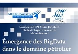 Émergence des Big Data dans le domaine pétrolier