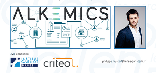 Alkemics, Big Data, machine learning et marketing digital