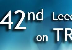 42ème conférence sur la tribologie