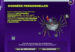 Net City : Les dangers d'internet vus à travers les jeux vidéo