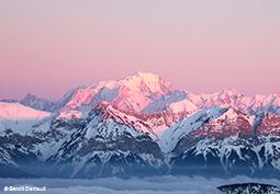 Le massif du Mont Blanc témoin de l'évolution géologique de l'Europe