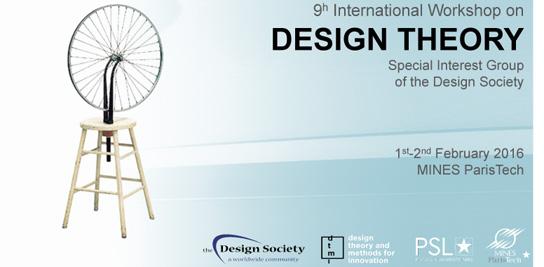 Théorie de la conception. Colloque international