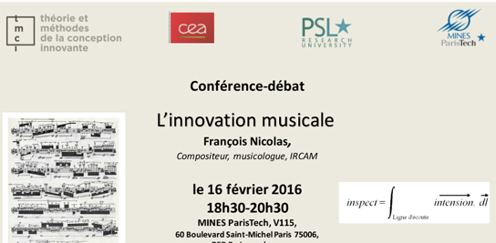 L'innovation musicale
