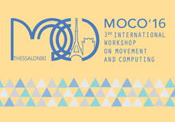 MOCO'16 : Movement and Computing