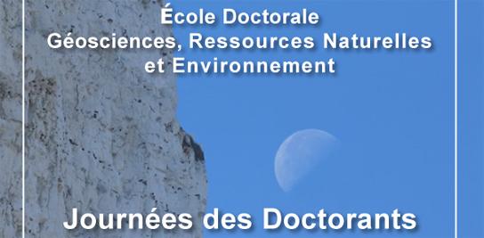 Géosciences, Ressources naturelles et Environnement