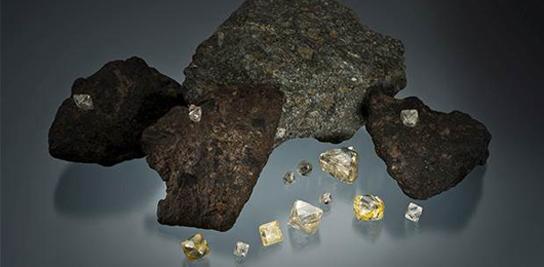Diamant : genèse extraordinaire