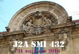Journées des doctorants de 2ème année de l'ED SMI 432