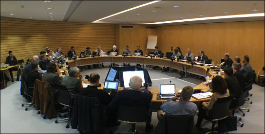 Seconde réunion du GEO Programme Board