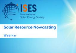 Webinar sur la prévision du rayonnement solaire