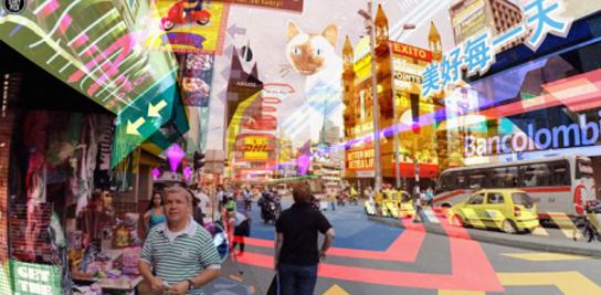 Réalité Virtuelle et Augmentée : quels futurs possibles ?