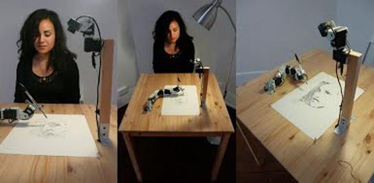Robots collaboratifs dans le domaine des arts graphiques