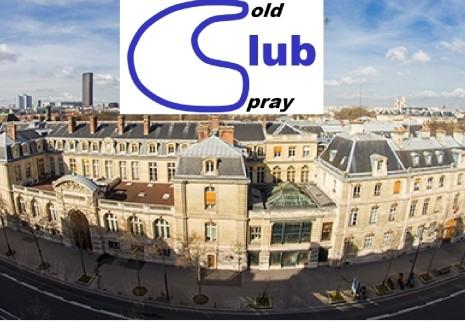REUNION CLUB COLD SPRAY Cold Spray Club Meeting