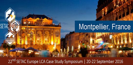 22<sup>e</sup> SETAC Europe LCA Case Study Symposium