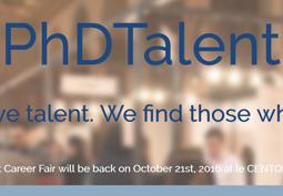 Forum de recrutement  PhDTalent Career Fair