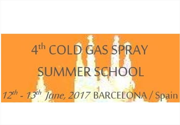 Cold Gas Spray Summer School