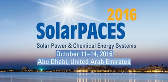 SolarPACES 2016