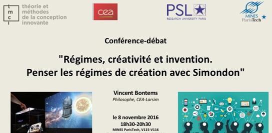 Régimes, créativité et invention