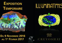 Illuminations : de la Terre au Bijou